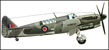 Fairey Firefly projects.