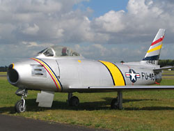 F-86 F Sabre projects