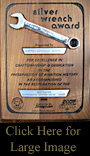 Silver Wrench Award